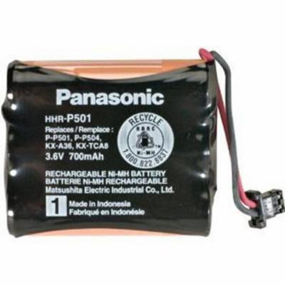 Panasonic Replacement Battery for select Panasonic Cordless Telephones