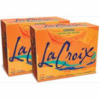LaCroix Sparkling Water, Orange, 12 Fl Oz, 24 Ct