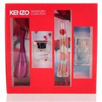 Kenzo By Kenzo For women's 4 PCS SET