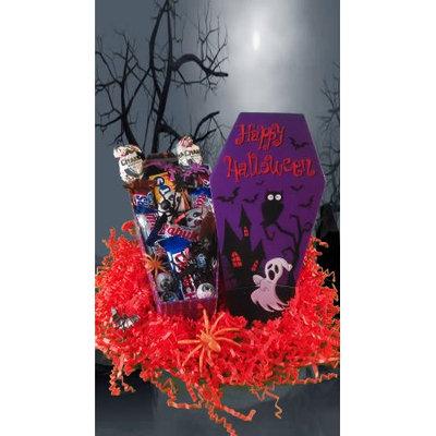 Gordan Gifts Inc Coffin Halloween Candy Gift Basket