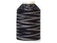 Yli Corporation YLI Merc Cotton Quilt Thread 3000yd White to Black