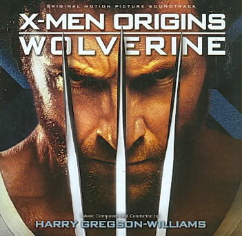 Original Soundtrack X-Men Origins: Wolverine