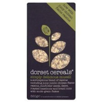 Dorset Cereals Simply Delicious Muesli 12 oz (Pack of 3)