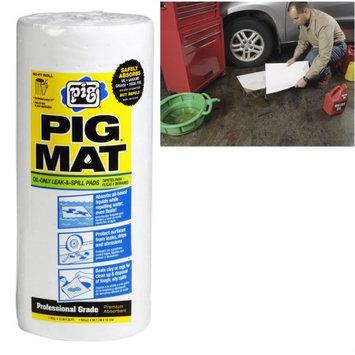 New Pig 26201 Pig Water-repellent Oil-absorbent Light-weight Mat Roll - 15
