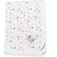 Woolino Baby Blanket, 4 Season Toddler Blanket, Merino Wool, 52.5