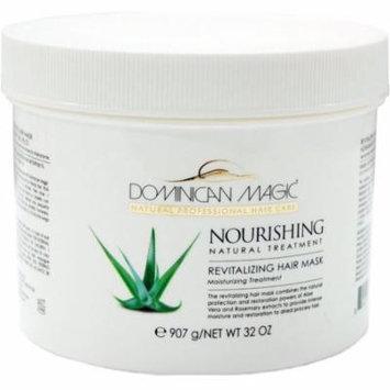 Dominican Magic Revitalizing Hair Mask, 32 oz (Pack of 4)
