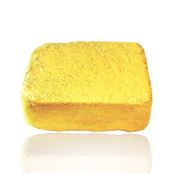 GOLD STANDARD Bath Bomb BRICK by Soapie Shoppe