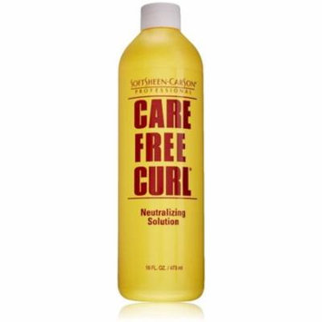 SoftSheen-Carson Carson Care Free Curl, Neutralizing Solution, 16 oz (Pack of 6)