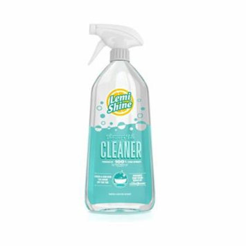 Lemi Shine Shower + Tile Cleaner, 28oz, 100% Natural Citric Extracts