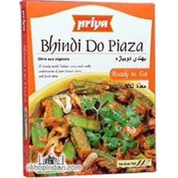 Priya Bhindi Do Piaza (Ready-To-Eat)