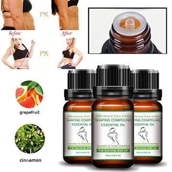 Slimming Essential Oil,Promisen Slim and Firm Leg Body Waist Fat Burning Slimming Cream
