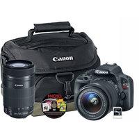 Canon 8575B003L3-5A-KIT Sl1 18-55mm - Xtra Lens[2044b002] 16GB Card Bag[6227a001] Soft 50707