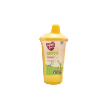Walmart Stores Inc Parents Choice Sippy Cup Yellow