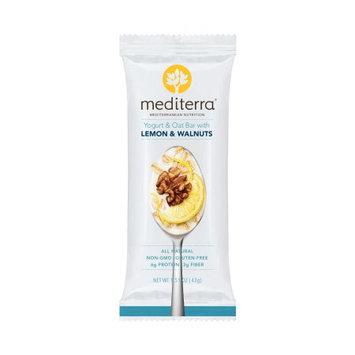 Mediterra Yogurt Bar, Lemon and Walnut, 1.51 Oz