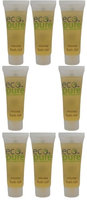 Eco Pure Relaxing Bath Gel Lot of 8 each 1oz Bottles. oz (Pack of 8)