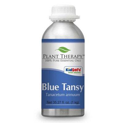 Plant Therapy Blue Tansy Essential Oil 1 kg (35.27 fl. oz.) 100% Pure, Undiluted, Therapeutic Grade