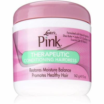 Luster's Pink Conditioning Hairdress 5 oz (Pack of 4)