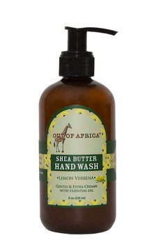 Out Of Africa Hand Wash, Lemon Verbena 8 fl oz (240 ml)