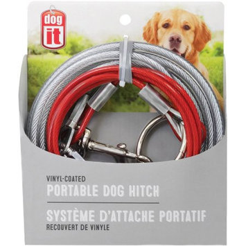 Hagen Dogit Pet Tether Portable Dog Hitch 15