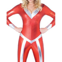 Flame Adult Halloween Jumpsuit