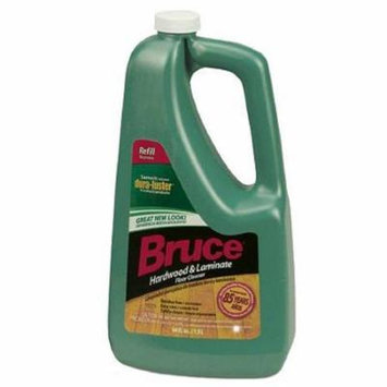 Bruce Laminate And Hardwood Floor Cleaner 64oz by Bruce Hardwood Floor