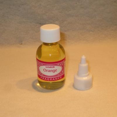 Generic Orange Liquid Fragrence For Vacuum Cleaner Bagless Filter or Bag 1.6 oz Bottle Oil Base Scent