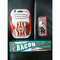 Bacon Toothpaste, Bacon Dental Floss & Bacon Toothpicks- Triple Sampler Gift Pack