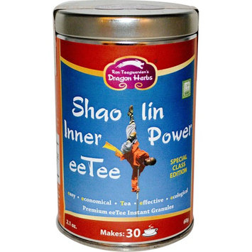 Shaolin Formula eeTee in Jar Dragon Herbs 2g/serving, 30 servi Powder