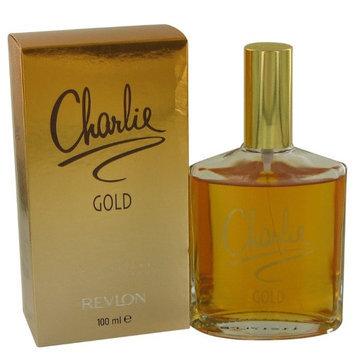 CHARLIE GOLD by Revlon Eau Fraiche Spray 3.4 oz