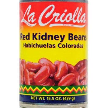 La Criolla Inc. La Criolla Red Kidney Beans