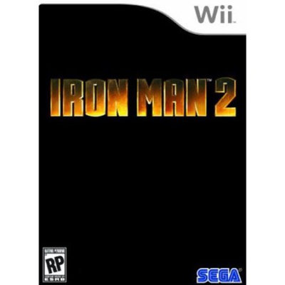 Iron Man 2 Wii Game SEGA