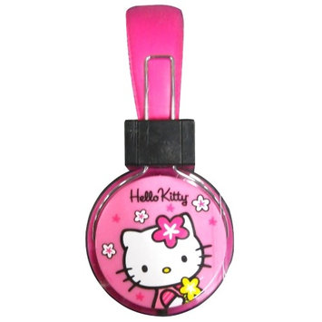 Hello Kitty Headphones with Microphone - HK-36429