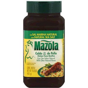 Mazola Chicken Flavor Bouillon Powder, 15.9 oz, (Pack of 12)