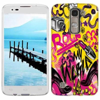 Mundaze Rock And Makeup Phone Case Cover for LG G Stylo 2
