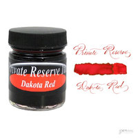 Private Reserve 66 ml Bottle Fountain Pen Ink, Dakota Red