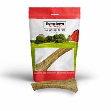 100% All Natural, Grade A, Antler Elk Chews, Premium Dog Treat Chew - From the USA!, by Downtown Pet Supply (Jumbo 7