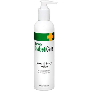 DiabetiCare Hand and Body Lotion 8 oz