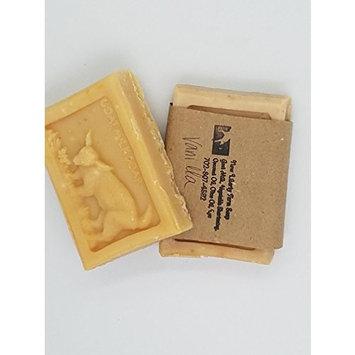 Vanilla Goat Milk Soap 3.5 oz bar