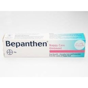 Bayer Bepanthen Diaper(Nappy) Care Ointment 30g