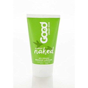 Good Clean Love : Almost Naked Personal Lubricant, 1.5 Ounce Bottle, Organic & Aloe-Based [1]