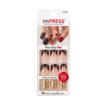 KISS imPRESS® Press-on Manicure - Bad Romance