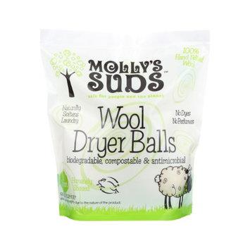 Molly's Suds Wool Dryer Balls 3 Balls