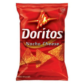 Doritos Nacho Cheese - Family Size - 17 oz