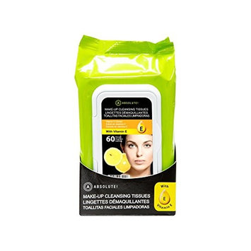 Make up Cleansing Tissues 60CT