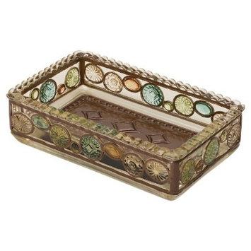 Boddington Resin Artisan Soap Dish Bronze - India Ink®