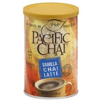 Pacific Chai Mix Chai Latte Vanilla, 10 oz [Vanilla Chai]