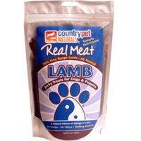 Country Pet Dog And Puppy Jerky Treats Lamb, 8-Ounce Unit