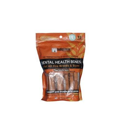 Indigenous Dental Health Bones Carrot and Pumkin Flavor PEN017216