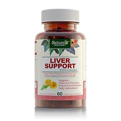 20 Day Liver Cleanse Detox Formula | For Digestion Liver Detox Cleanse Weight Loss | Milk Thistle, Dandelion, Artichoke, Protease and Lipase Enzyme Complex | Liver Detoxifier Regenerator