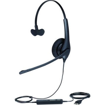 Gn Netcom A/s Jabra BIZ 1500 Headset - Stereo - Quick Disconnect - Wired - 150 Ohm - 20 Hz - 4.50 kHz - Over-the-head - Binaural - Supra-aural - 3.12 ft Cable